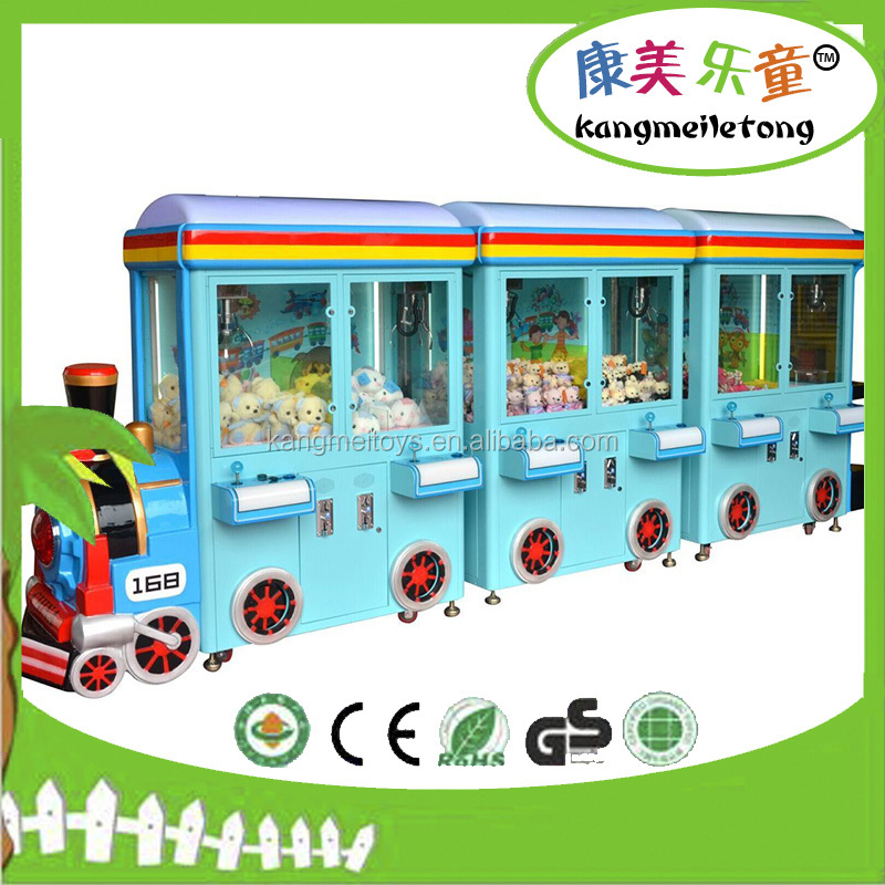 Clip Doll Machine Crane Claw Games With Lovely Design and Catching Toy Claw Crane Vending Machine