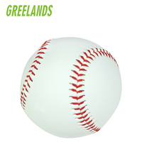 PU PVC Leather Material Softball Baseball with Customized Logo Professional Softball balls Baseball Equipment
