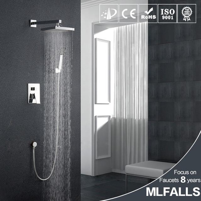 Abs Chrome Two Handle Bath Faucet Wholesale, Bath Faucet Suppliers ...