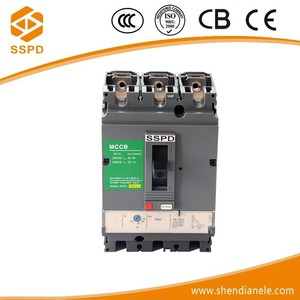 Thermal magnetic CVS-100/3P 6kv 63a mccb circuit breaker