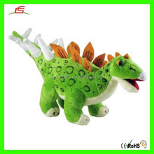 LE A0425 green dinosaur open mouth stuffed great toy