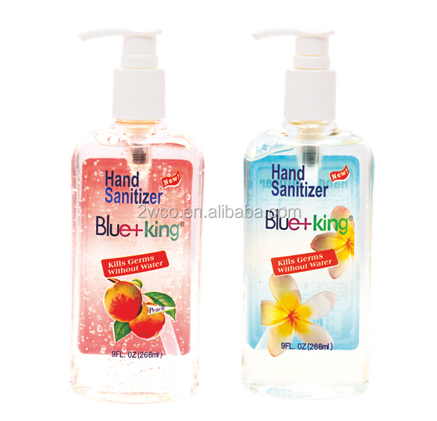 Hotselling waterloze hand sanitizer/antibcterial waterloze handwas