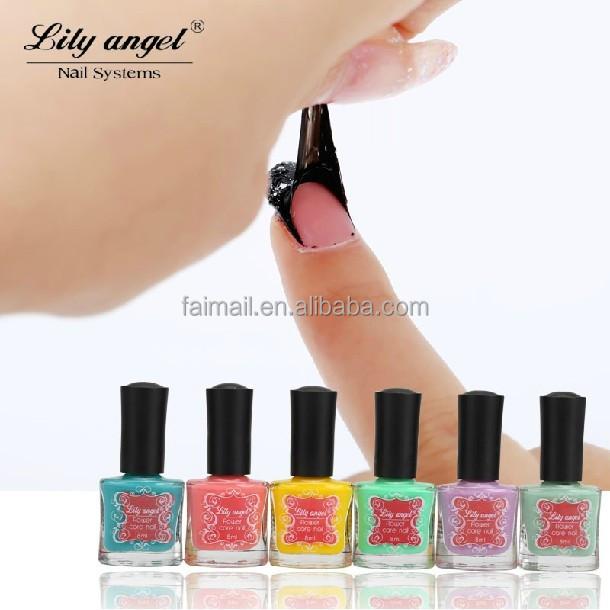 Wholesale Enamel.peel Off Nail Polish.water Base Nail Enamel - Buy ...