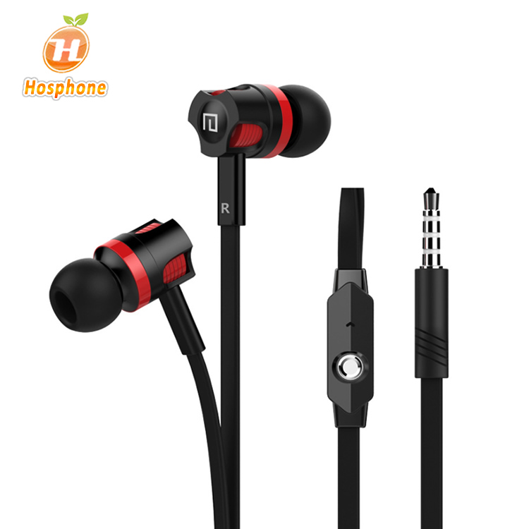 Langstom Jm26 Flat Cable Wired Headphone Earphone Cell Phone Handsfree Headset With Mic 3 5mm Jack F Plug Buy Langston Earphone Jm26 Headphone Langston Jm26 Product On Alibaba Com