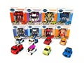 8pcs Lot TOBOT Transformation Cartoon Vehicle Car TOBOT Korea Robot Car Toys For Children Gift