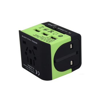 Europe Popular portable charger global travel universal adaptor china
