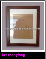 High-end wooden painting waterproof picture frame