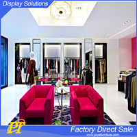 New style retail store clothing product display ideas