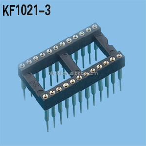 2.54mm Pin length 9.2/10.2/11.2/12.2/13.2/14.2/15.2mm DIP IC SOCKET