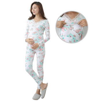 bee118e99be0a China maternity clothing suppliers pregnant women nightwear teknur pajama