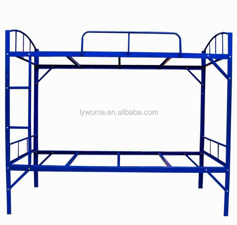 Luoyang Heavy Duty Adult Steel School Dormitory Metal Bunk Bed for Children