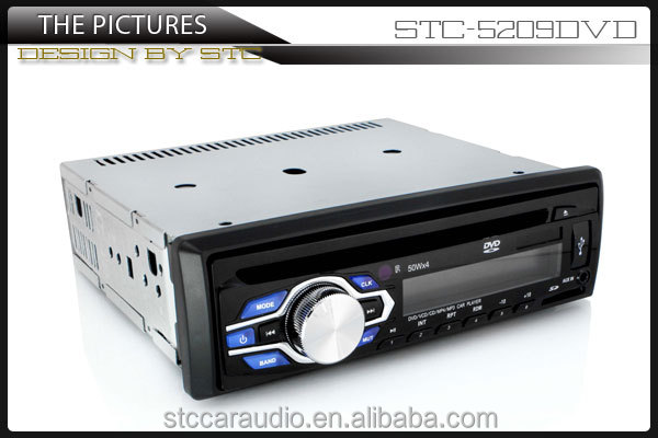 Car DVD Player USB/SD/AUX IN,BT,High Power AM/FM Radio