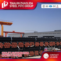 PSL1/PSL2 ASTM A53/A106 hot rolled carbon steel seamless steel pipe