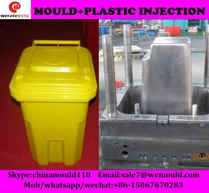 plastic china dustbin <strong>injection</strong> molding