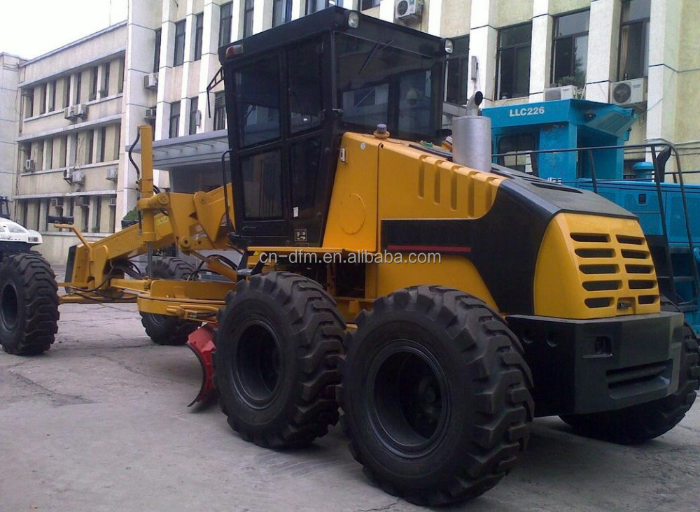 Chinese Road Machinery Mechanical Motor Grader for sale PY180C
