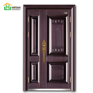 house main gate designs Turkey exterior steel security door entry metal door buy direct from china alibaba