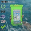 Factory Price Mobile phone pvc waterproof bag for smartphone Swimming Waterproof case