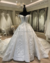 2018 ball gown alibaba wedding dress plus size untuk fat wanita