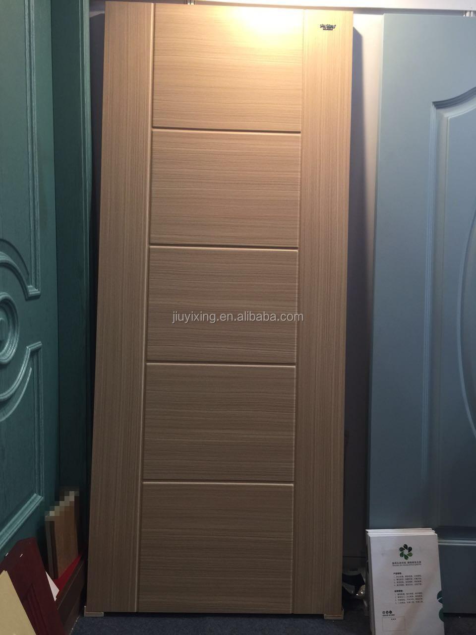 yingkang sederhana desain suara-bukti pintu kamar hotel dengan indah