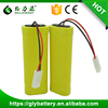 Rechargeable 7.2V SC2500mAh Ni-mh Battery Pack For RC Toy