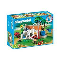 Playmobil Horse Washing Station