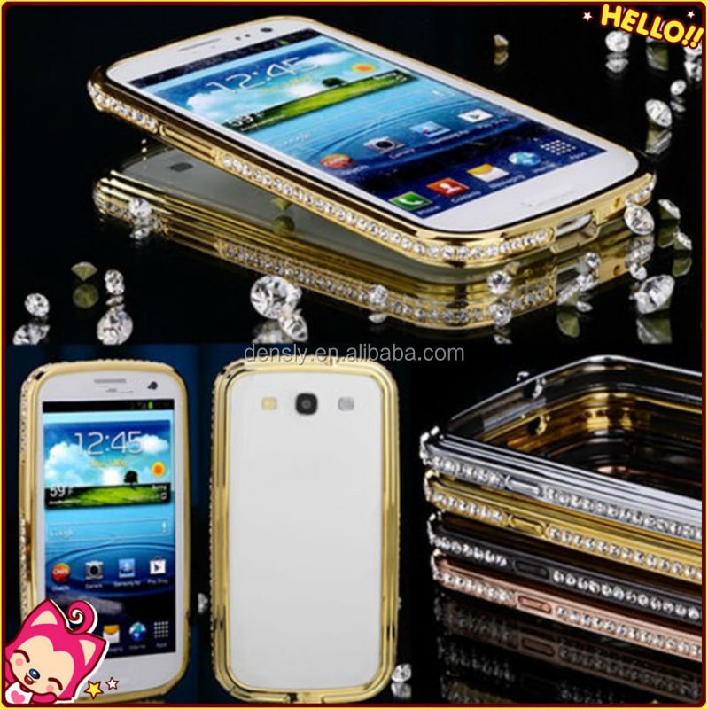 New Bling Bling Phone Cover For Samsung case ,Cover For Samsung Galaxy S5 Bumper Case