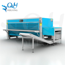 Industrial fast working automatic laundry sheet folder machine laundry machine
