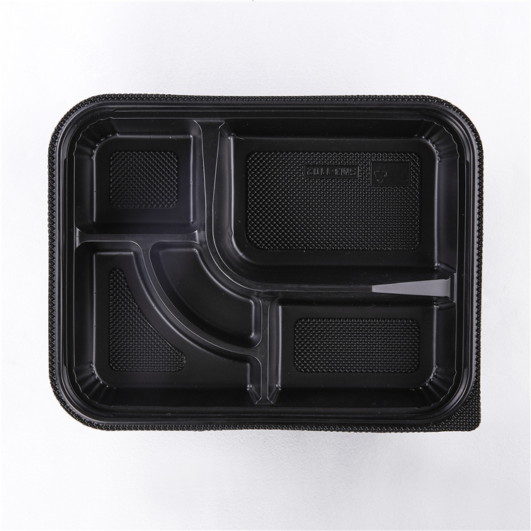 KW3-1102 disposable lunch/Meal Sushi Trays (264*204*46mm) with Lamination, Various Sizes and Shapes, Customized Designs Accepted
