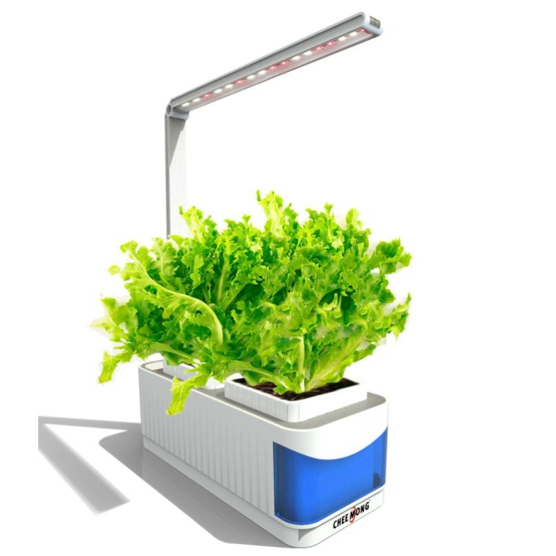 2019 New Design Indoor Plants Room Office 2 in 1 8.5W LED Table Light Desk <strong>Lamp</strong>