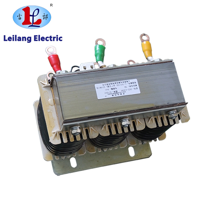 Low voltage electrics reactor for reactive power compensation with good price made in China