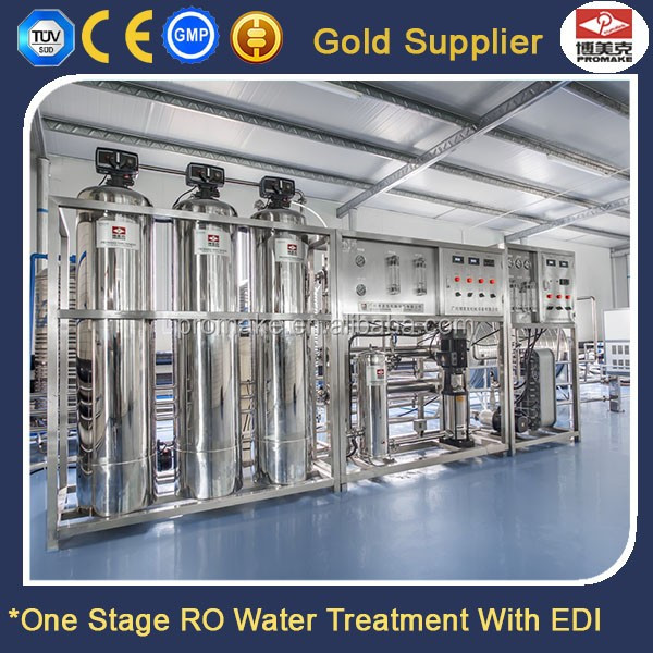 500L/H SUS304 reverse osmosis tap water filtering treatment machine