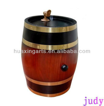 good quality low price wooden whiskey barrels for sale