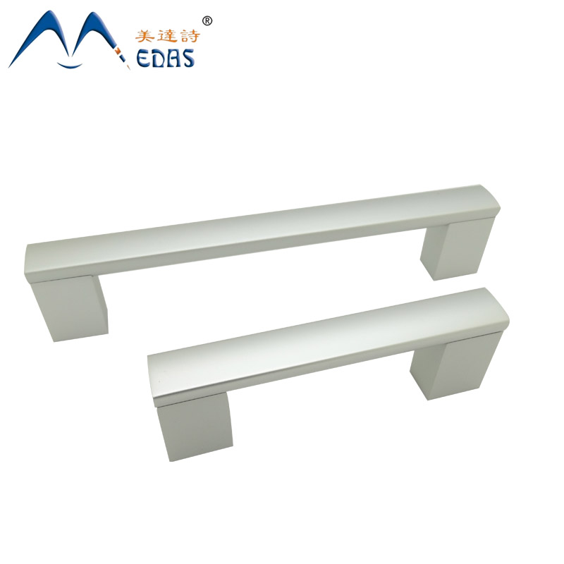 Factory wholesale furniture cabinet handle  selling furniture hardware door cabinet drawer aluminum  handle