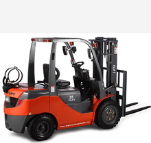 EPA certificate engine 1.5t 2t 3t LPG forklift with factory price and service