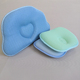Breathable Baby Neck Pillows Air Mesh Fabric baby flat sleeping pillow