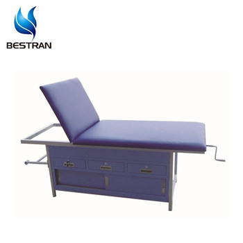 Miraculous Bt Ea019 Cheap Hospital Furniture Steel Patient Examination Table Clinical Couch Bed With Door Drawers Paper Roller Price Buy Exam Short Links Chair Design For Home Short Linksinfo