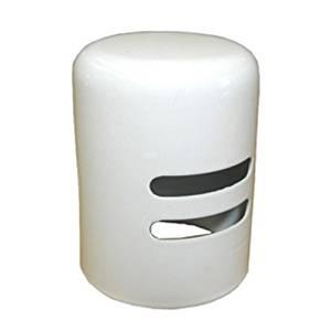 LASCO-Simpatico 30203W Dishwasher Air Gap Metal Trim Cap, White Finish Color: White Style: Metal Cap, Model: 30203W, Hardware Store