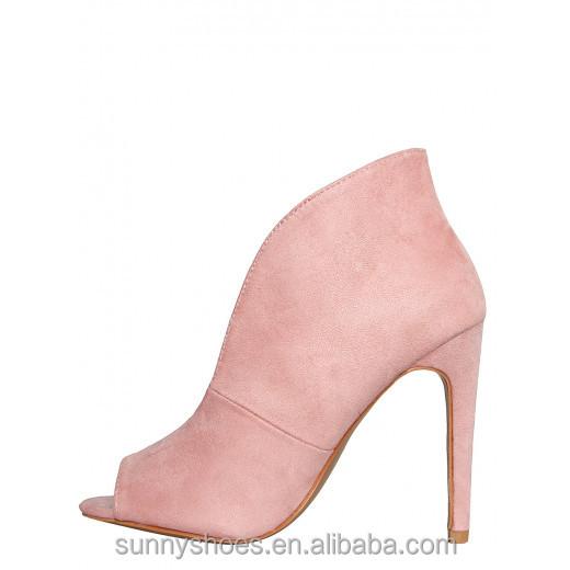 party New heel style high shoes dress neck ladies high EZqZwS