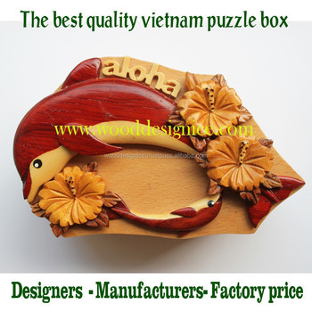 Puzzle Box Wood Vietnam Factory Price Buy Wooden Jewelry Box