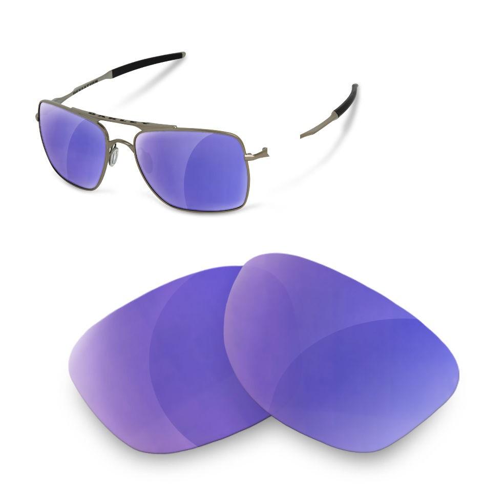 b6d50eb0dff Get Quotations · Purple Color Replacement Polarized Lenses for Deviation  Sunglasses 100% UVA   UVB