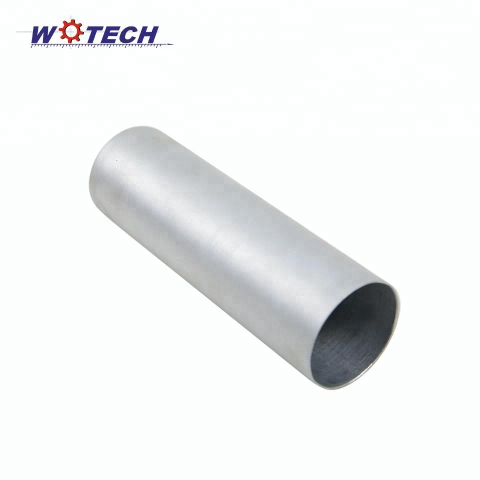 High quality aluminum anodized tube/pipe