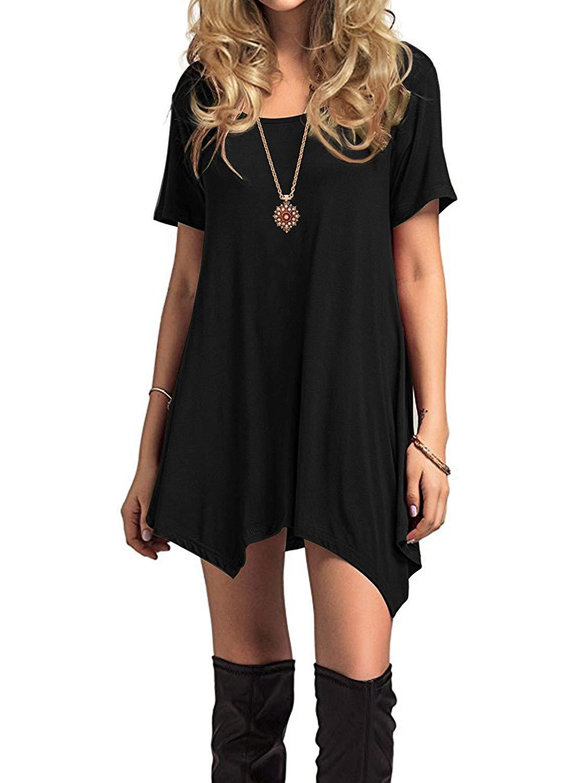 Cheap T Shirt Swing Dress Find T Shirt Swing Dress Deals On Line At