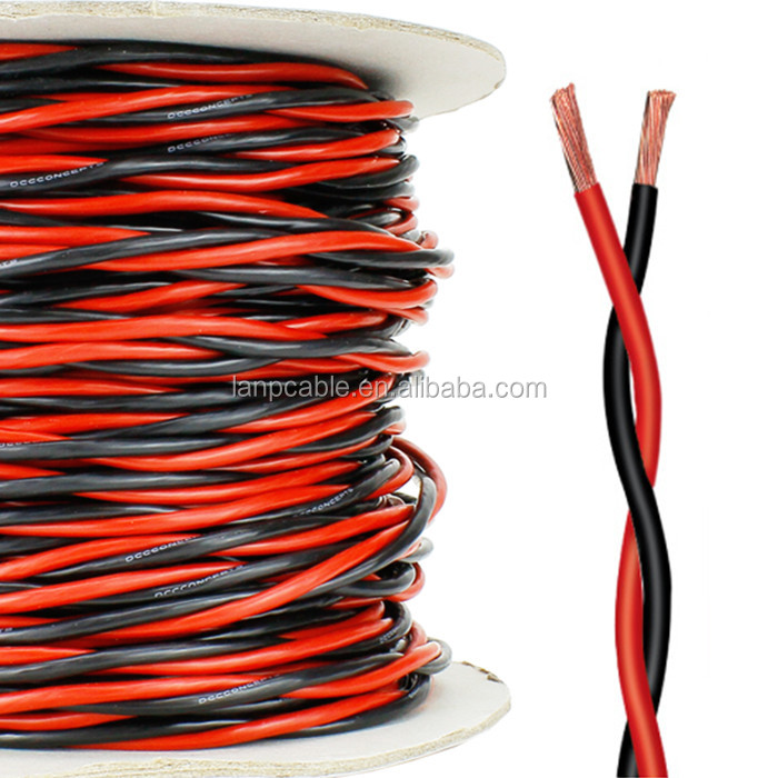 Twisted Electric Wire For Household 1.5mm 2.5mm 4mm 6mm Cu Pvc ...