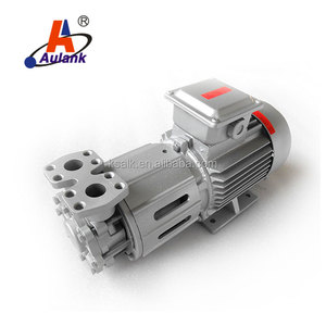 AULANK magnetic drive thermal conductivity water thermal oil vortex pump with german technical