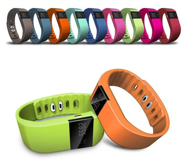 2016 TW64 Smart Watch Waterproof Bluetooth 4.0 Fitness Tracker Smart Bracelet Band for iPhone 5s 6 6s Plus for Samsung S5 S6 S7