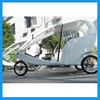 Tricycle camping car for sightseeing tourists
