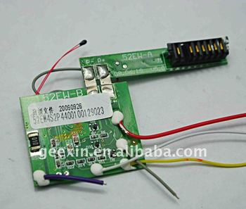Cmp High Quality Laptop/notebook Battery Pcb/cob For Acer Btp 52ew ...