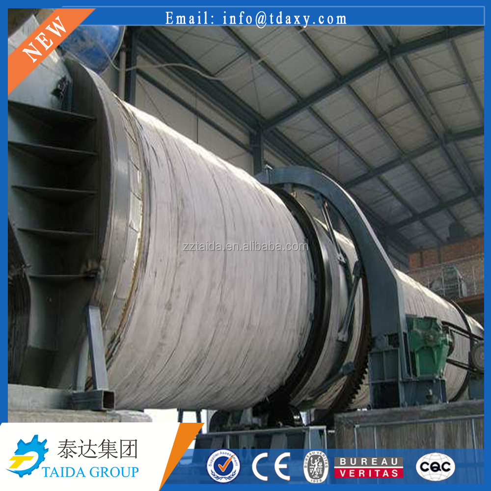Hot Sale ISO9001&CE Certificate Energy Saving ceramic rotary sand kiln, cement production line,cement plant