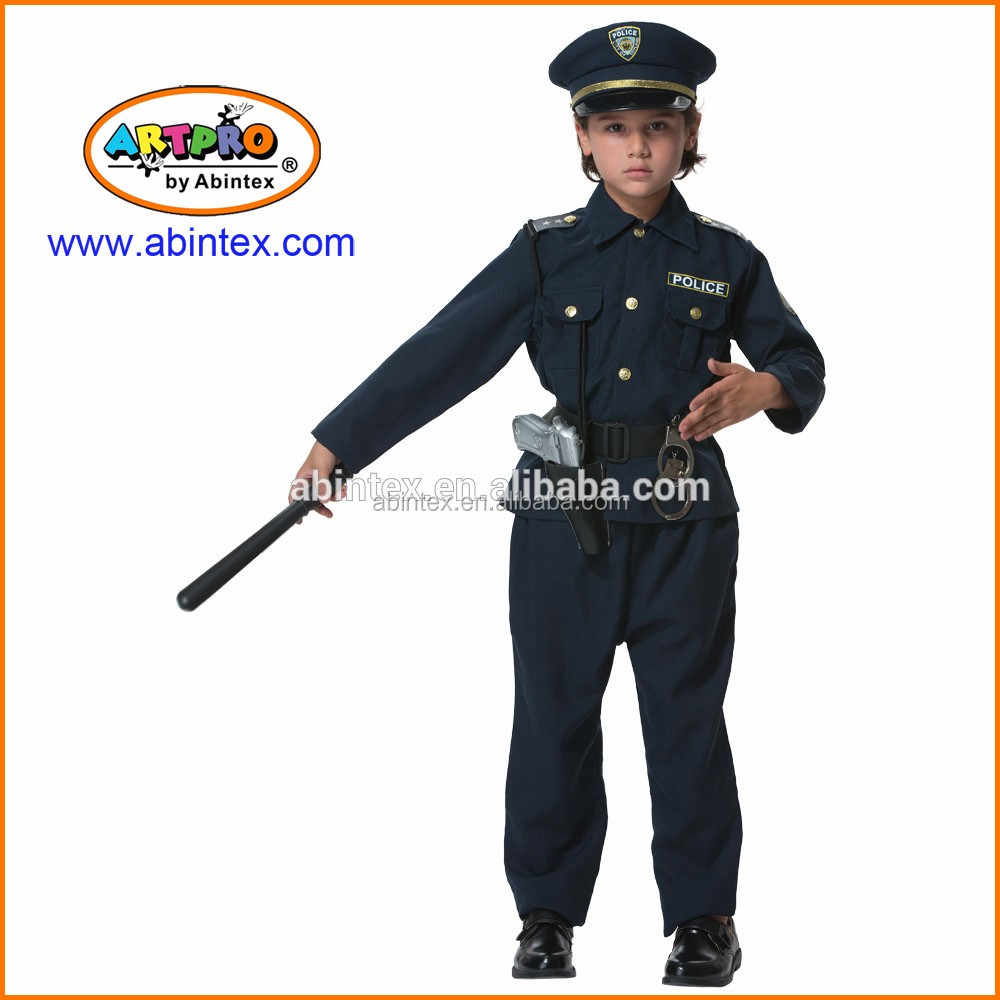 children police costume (03-046) with ARTPRO brand