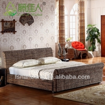 New Trendy Seagrass Bedroom Furniture Sets - Buy Seagrass Bedroom ...